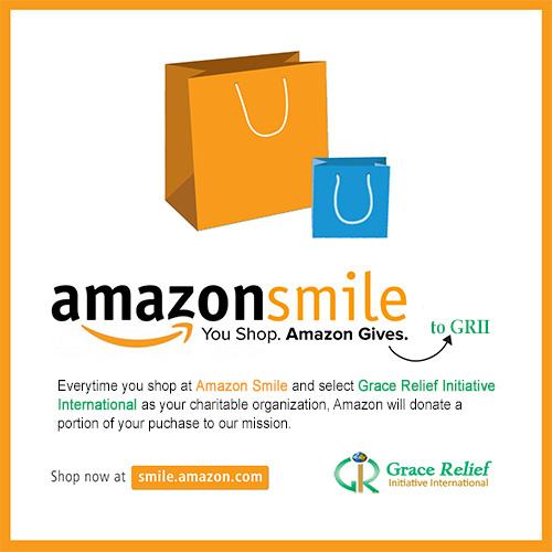 amazonsmile donation